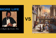 Who Had The Best Rap Album Of 2017 (Battle 4): Drake vs. Logic
