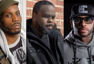 DMX, KXNG Crooked & Royce 5'9 Show King Kong Ain't Got Nothin' On Them (Audio Premiere)