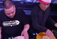 QBert & The Invisibl Skratch Piklz Rock A Party With Breathtaking Turntablism (Video)