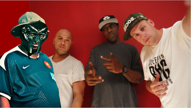Mf Doom Amp Czarface Are Releasing A Joint Album Audio
